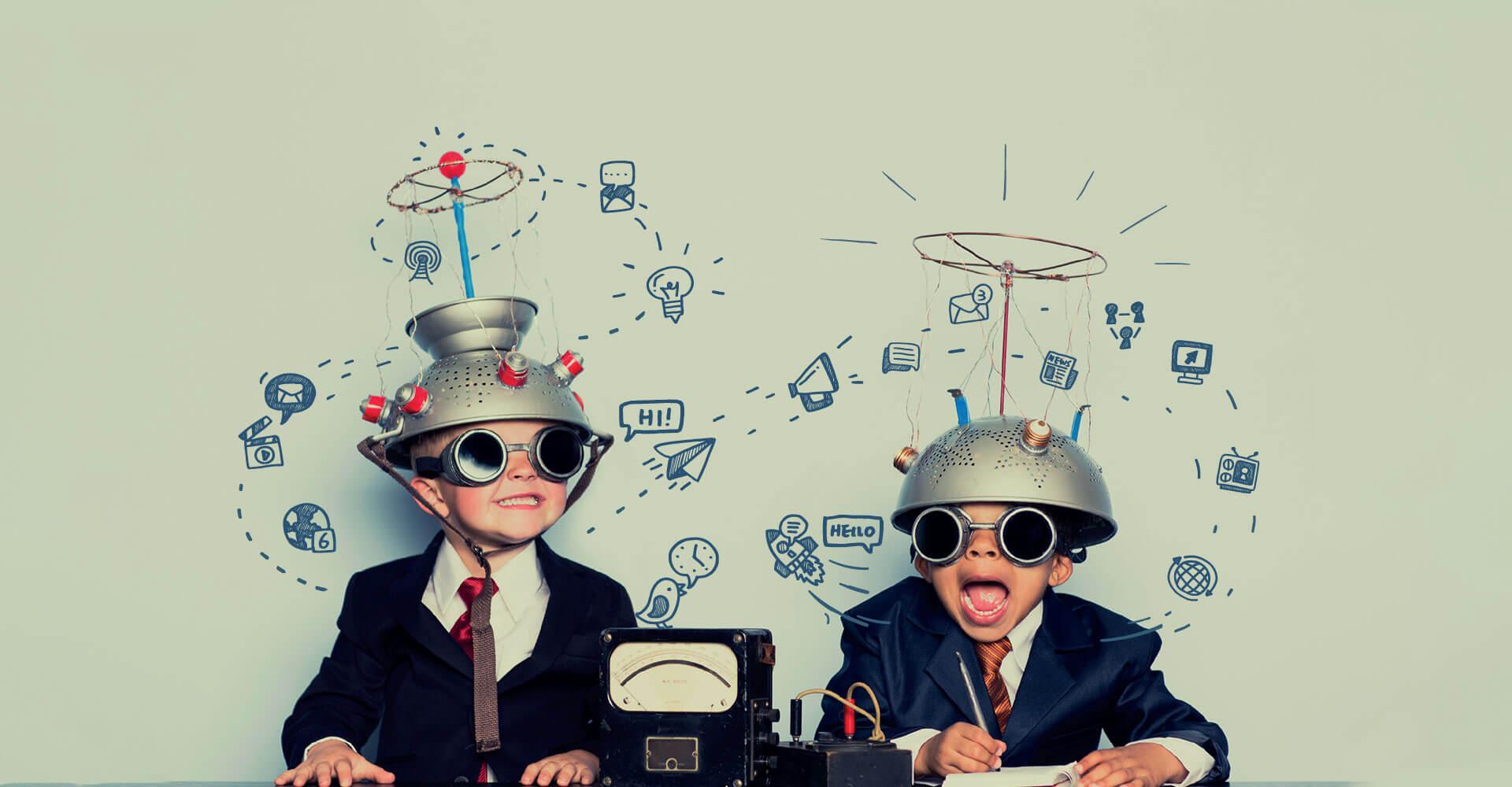 We zijn een multidisciplinair creatief communicatiebureau